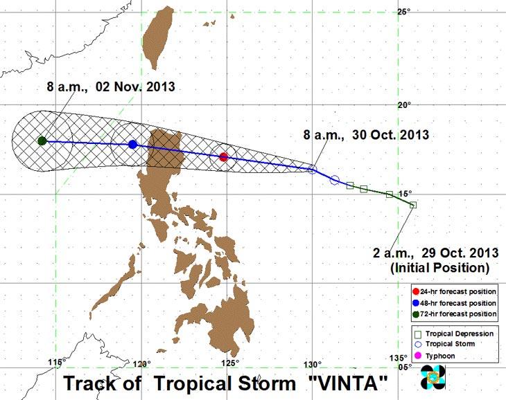 Карта с сайта PAGASA