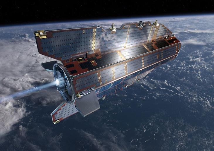 Изображение с сайта ESA