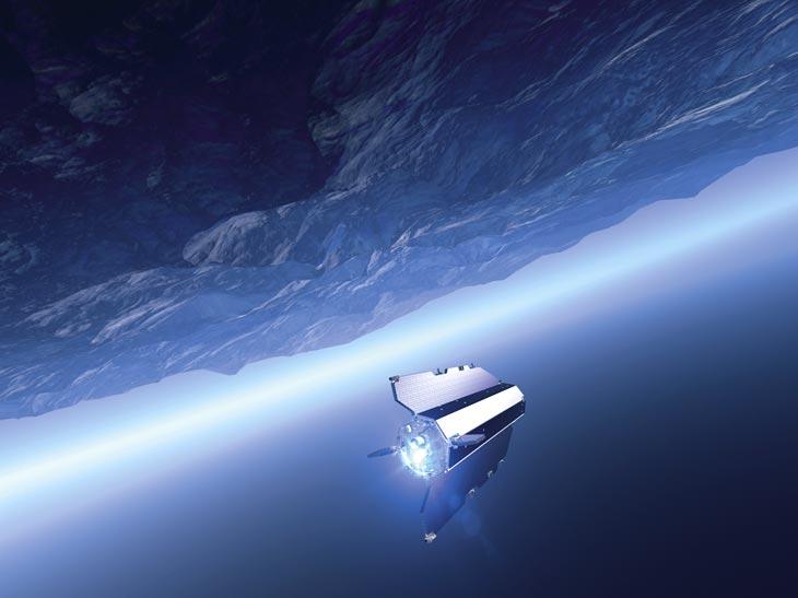 Фото с сайта ESA