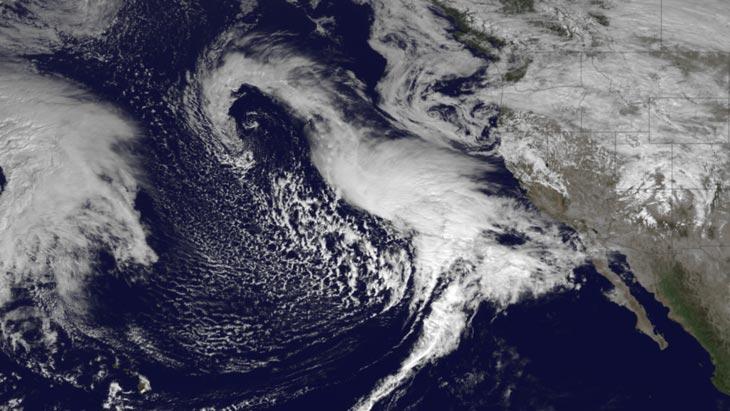 Foto per gentile concessione del NOAA Laboratorio visualizzazione Ambientale
