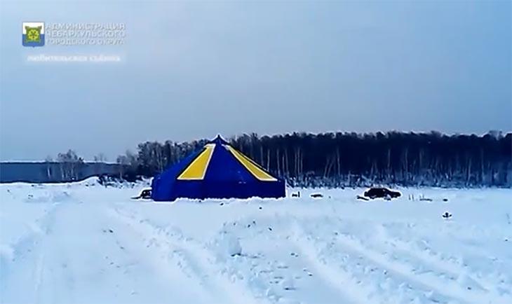 Фото с канала на YouTube Администрации Чебаркульского городского округа