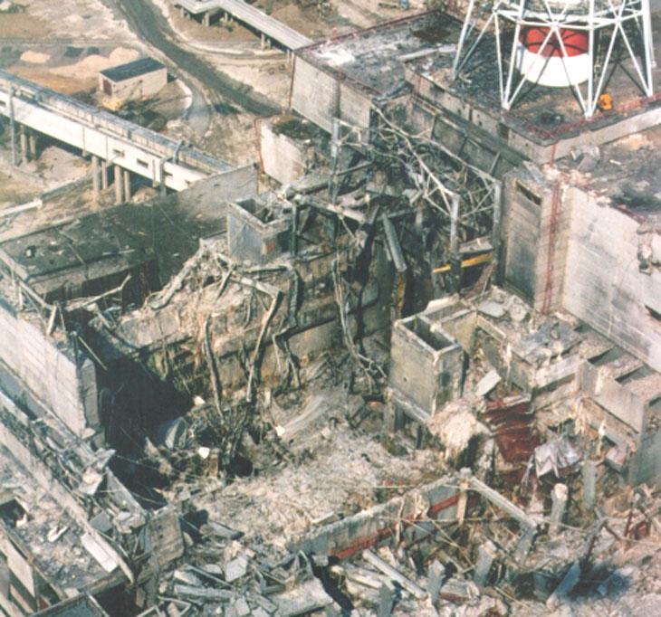 Видео Чернобыльская Катастрофа
