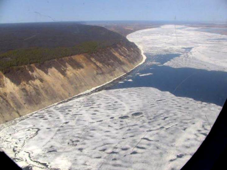 Паводок на территории Республики Саха (Якутия) - апрель-май 2014 года. Фото с сайта ГУ МЧС России по Республике Саха (Якутия)