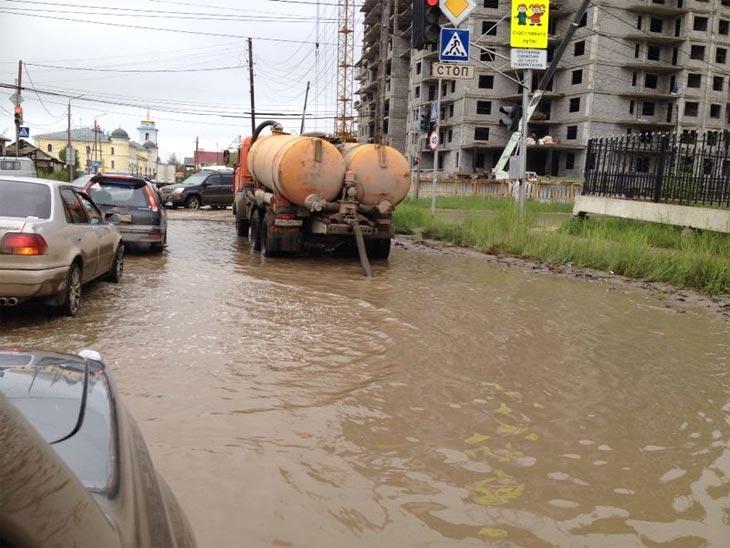 Фото с сайта Окружной администрации города Якутска
