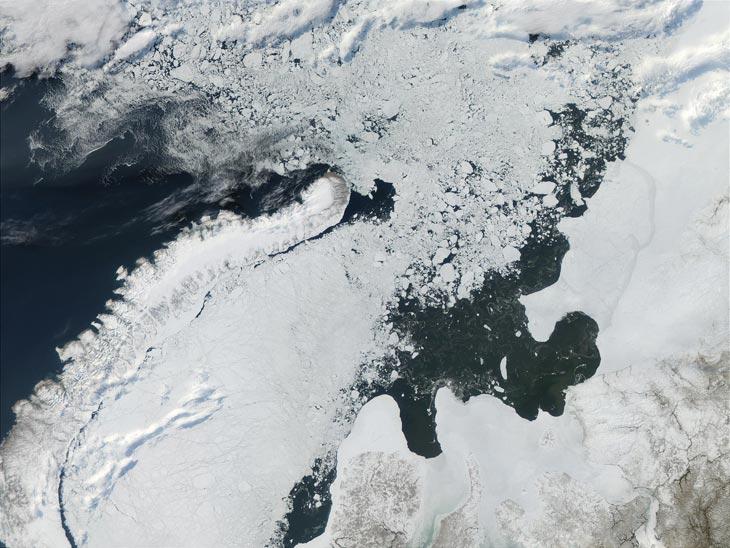 Фото с сайта NASA Visible Earth