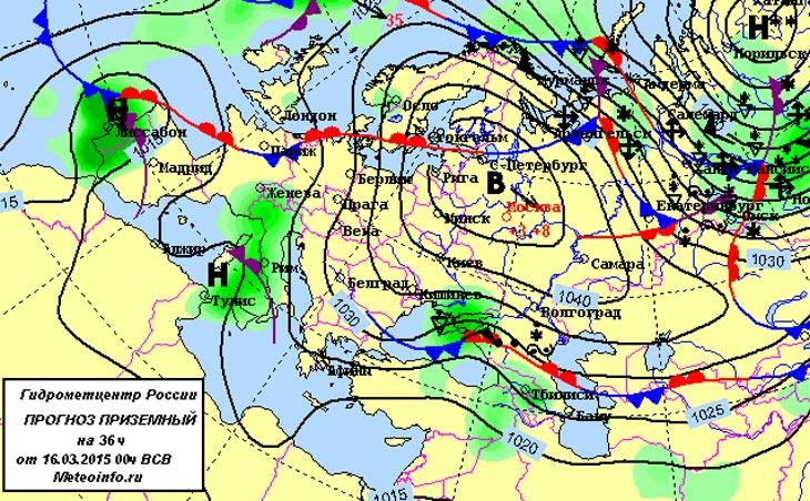 Фото с сайта Гидрометцентра России