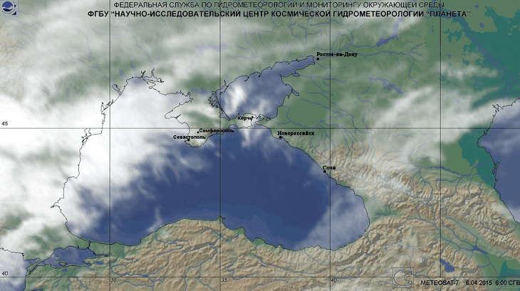 Изображение НИЦ «Планета» с сайта Гидрометцентра России