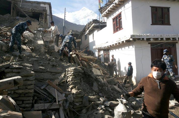 Фото: Armed Police Force, Nepal