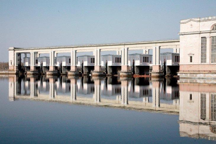 Фото с сайта «Каскада Верхневолжских ГЭС»
