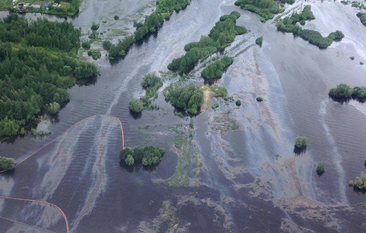 Нефтеюганск, 4 июля 2015 года. Фото с сайта органов государственной власти ХМАО-Югры