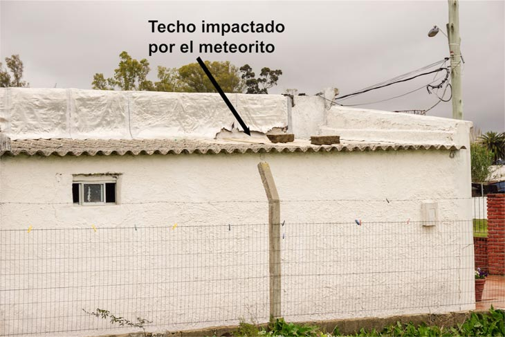 Фото: Departamento de Astronomía, Facultad de Ciencias, Universidad de la República, URUGUAY