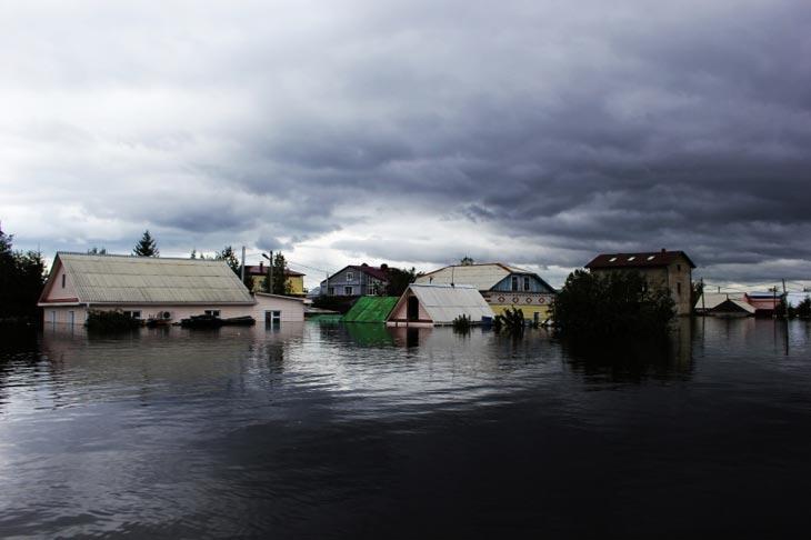 Владимировка, 2013 год. Фото с сайта ГУ МЧС России по Амурской области