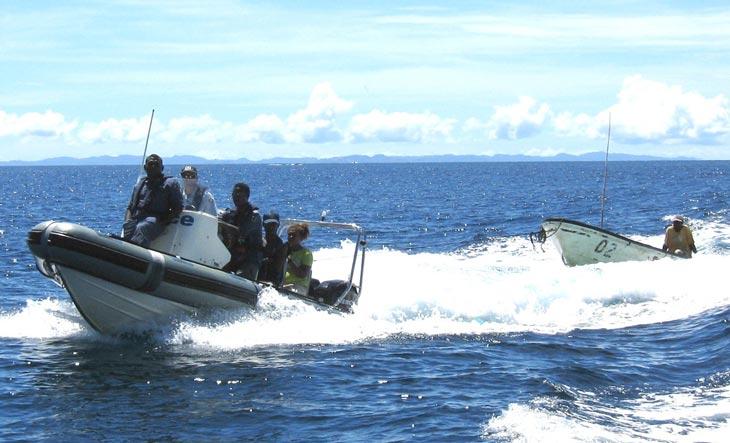 Фото: Royal Solomon Islands Police Force