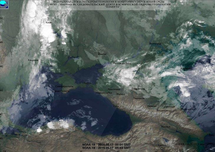 Изображение с сайта Гидрометцентра России