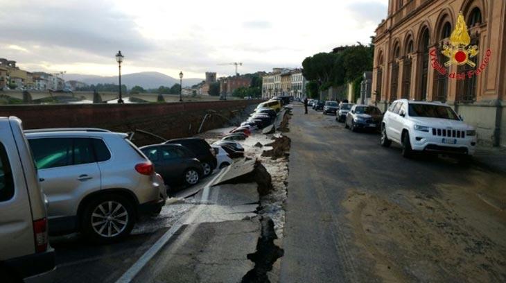 Фото с сайта Национального корпуса пожарных Италии